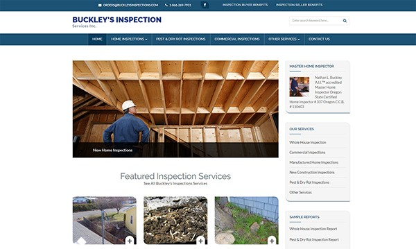 Case Study: Buckley's Inspection